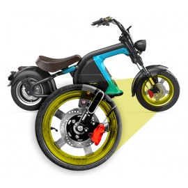 MADAT M8 CITYCOCO CHOPPER ELECTRIC SCOOTER FRONT RIM (WITHOUT TYRE)