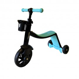 3 IN 1 SCOOTER TRISCOOTER BIWOND