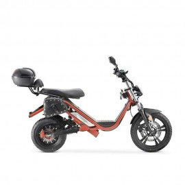 DAYI 4000W CITYCOCO BRUSHLESS SPORTY ELECTRIC SCOOTER Motor Sporty EEC / COC E-THOR 6.0B POWERFUL MOTORCYCLE FOR ADULTS