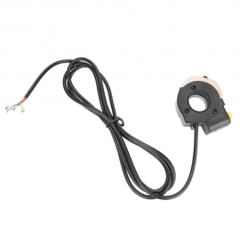 LANGFEITE T8 ELECTRIC BIKE HORN SWITCH 2 IN 1 COMBINATION ELECTRIC SCOOTER LIGHT SWITCH BIKE FRONT LAMP HORN SHIFT BUTTON SWITCH FOR ELECTRIC BICYCLE ELECTRIC SCOOTER HORN SWITCH