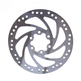 LANGFEITE T8 E SCOOTER FRONT BRAKE DISC 140 MM