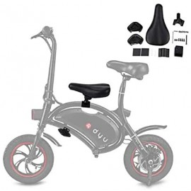 DYU CHILDREN'S SADDLE AND FOOT PEDALS SET FOR F BIKE DYU ALL MODELS