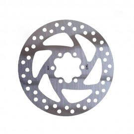Langfeite L8S E-SCOOTER FRONT BRAKE DISC 140 MM WITH T25 SCREWS