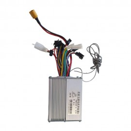 LANGFEITE T8 DC 36V/48V 350W BRUSHLESS DC MOTOR REGULATOR SPEED CONTROLLER 103x70x35MM FOR ELECTRIC BICYCLE E BIKE E SCOOTER WHITE