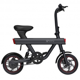 New Minimalism Design DYU Smart Electric Bike V1