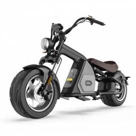 Elektroroller Harley Scooter Citycoco Elektroscooter COC EEC ROODER 20Ah