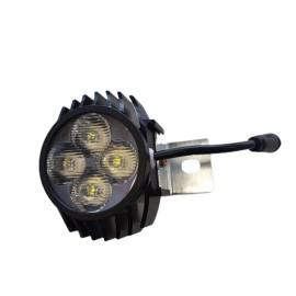 LANGFEITE T8 12V-80V 12W 300 LUMEN LED FRONT LIGHT FOR E BIKES E SCOOTERS