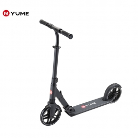 YUME A5 8 inch Wheels Foldable City Kick Scooters Light Weight Freestyle Folding Scooter Urban Commuter Ultralight Scooters For Teens Adult